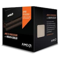 Amd Fd8350frhkhbx Fx 8-Core Black Edition Fx-8350 Processor With Wraith Cooler