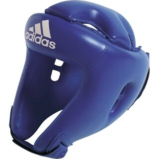 Adidas Rookie Open Training Boxing Headgear - Blue