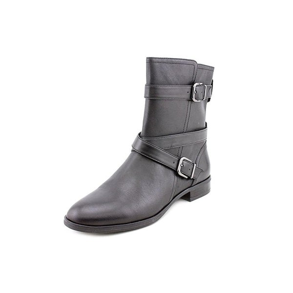A. Tennese Ankle Boots - Black - 5