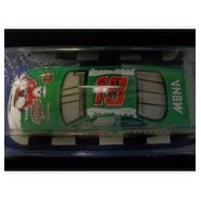 Signed Labonte Bobby Winners Circle Racing Car on the top of the car autographed