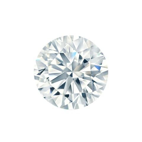 Auriya 2ct GIA Certified Round Diamond Loose Stone (E VVS2)