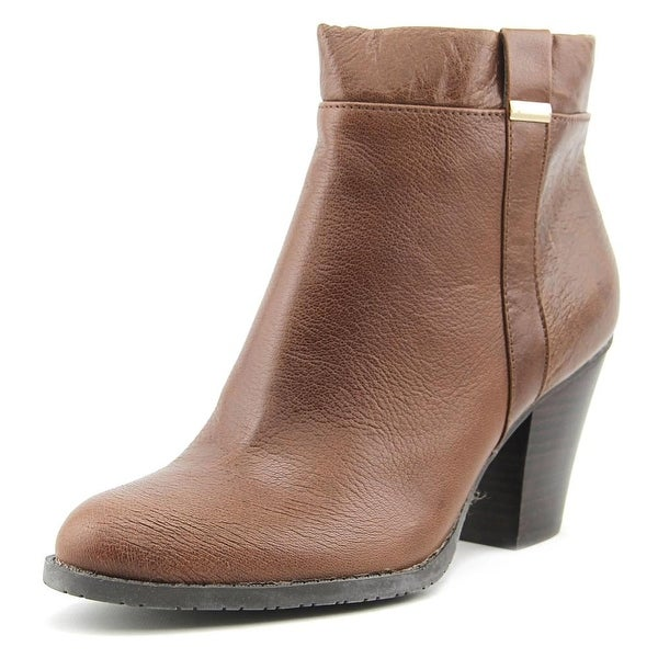 Bandolino Evora   Round Toe Leather  Bootie