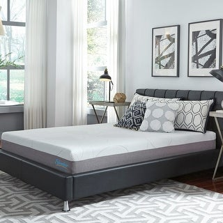 Link to Slumber Solutions 10-inch Gel Memory Foam Choose Your Comfort Mattress Similar Items in Mattresses