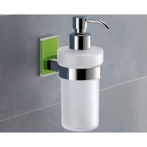 Nameeks 7881 Gedy Collection Wall Mounted Soap Dispenser