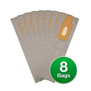 Replacement Vacuum Bag for Oreck CCPK8OF / A713 (8 Per Pack) Replacement Vacuum Bag