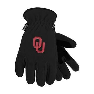 University of Oklahoma Heavy-Weight Fleece Gloves https://ak1.ostkcdn.com/images/products/is/images/direct/ba300ef32091d2e59e7d7fc48994862615a227e2/University-of-Oklahoma-Heavy-Weight-Fleece-Gloves.jpg?impolicy=medium