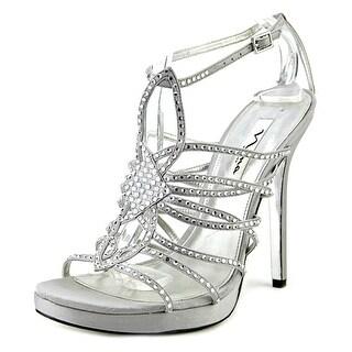 Nina Taryn Women  Open Toe Synthetic  Sandals