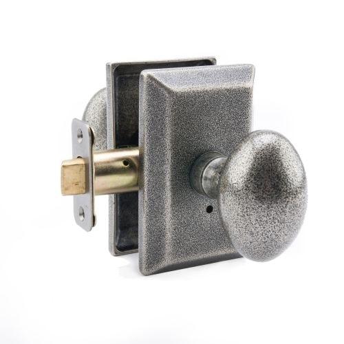 Miseno MHDW-AG130 Malaga Solid Brass Privacy Door Knob Set