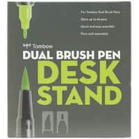 Tombow Dual Brush Pen Desk Stand, Empty