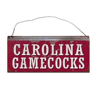 University of South Carolina Gamecocks Small Tin Sign