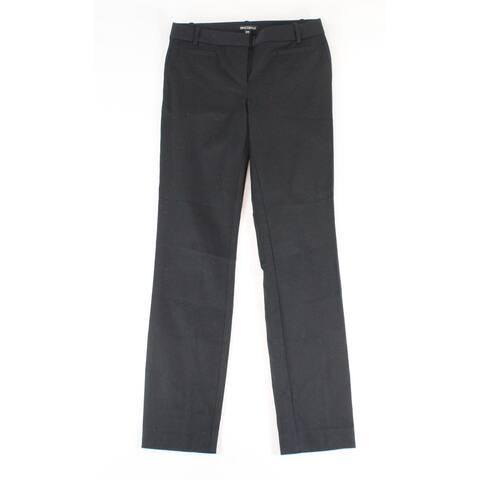 J. Crew Women's Pants Dark Gray Size 00X30 Dress Straight Stretch