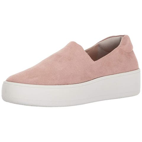 STEVEN by Steve Madden Womens Hilda Low Top Slip On Fashion Sneakers