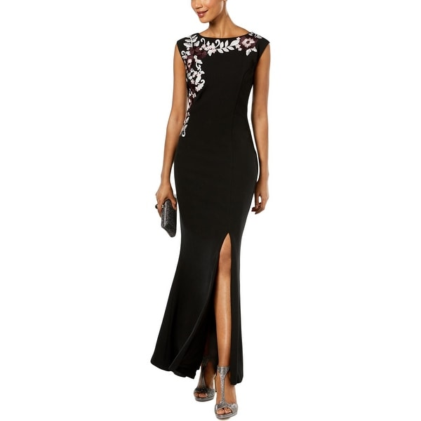 SLNY Womens Evening Dress Special Occasion Party