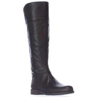 Franco Sarto Christine Riding Boots - Black