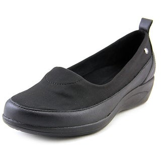 Hush Puppies Valoia Oleena Round Toe Leather Flats