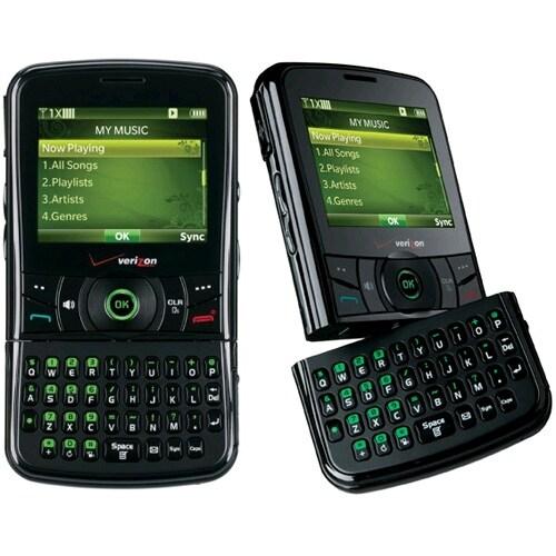 Pantech Razzle TXT8030 Replica Dummy Phone / Toy Phone (Black) (Bulk Packaging)