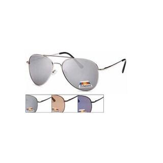West Coast Unisex-Adult Aviator Sunglasses
