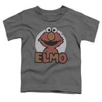 Sesame Street Elmo Name Little Boys Shirt