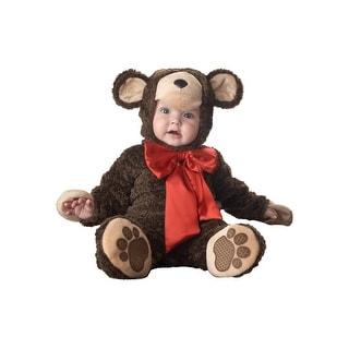 Infant Teddy Bear Costume