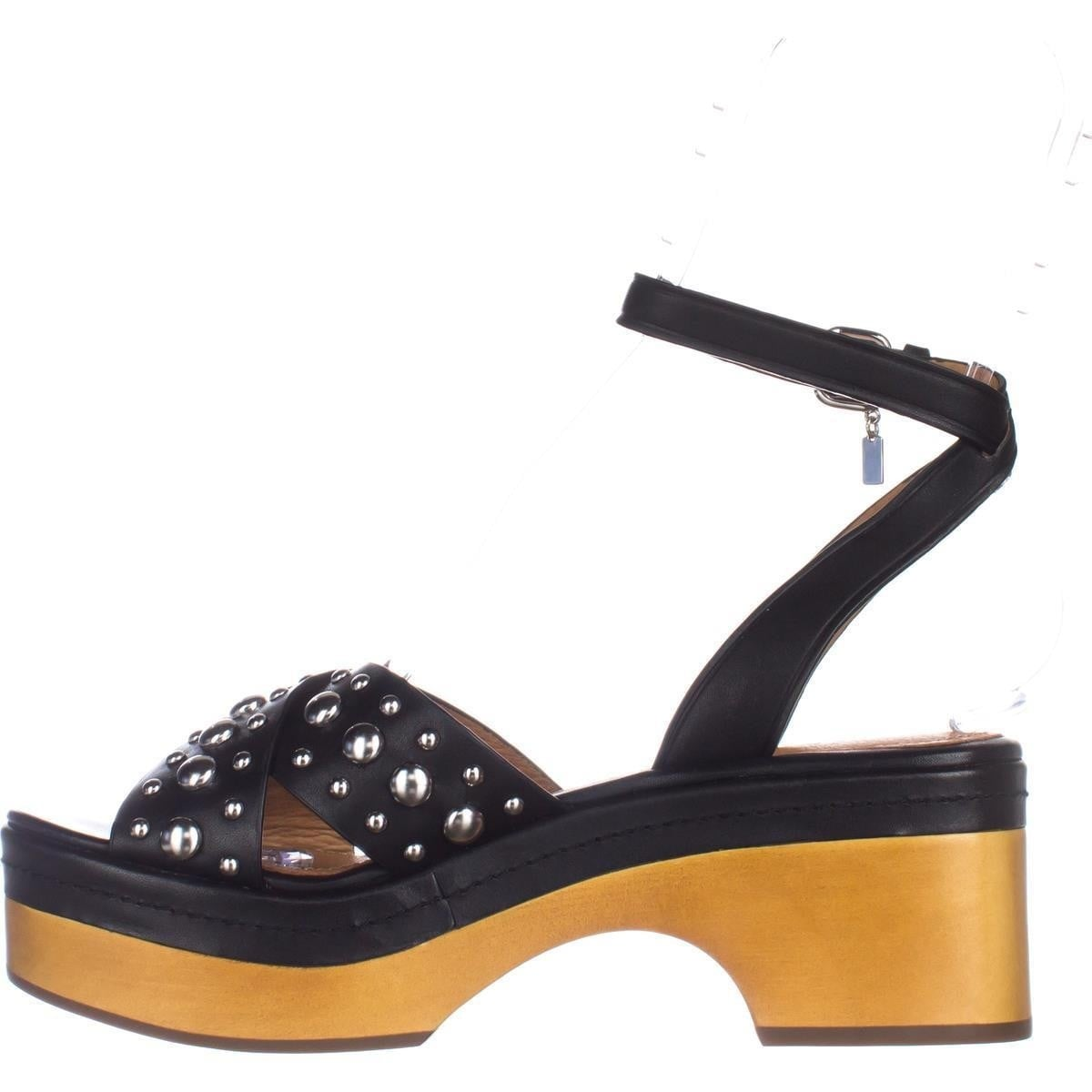692586d54dc Buy Black Coach Women's Sandals Online at Overstock | Our Best ...