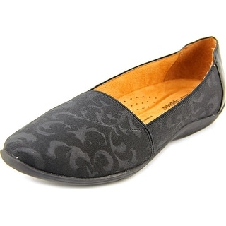 Hush Puppies Bridie Avila N/S Round Toe Canvas Loafer