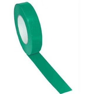 Olympia Sports GY229P 1 in. x 60 Yards Vinyl Tape - Green