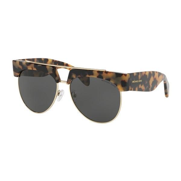 Michael Kors MK2075 301387 57 Vintage Tortoise Woman Irregular Sunglasses. Opens flyout.