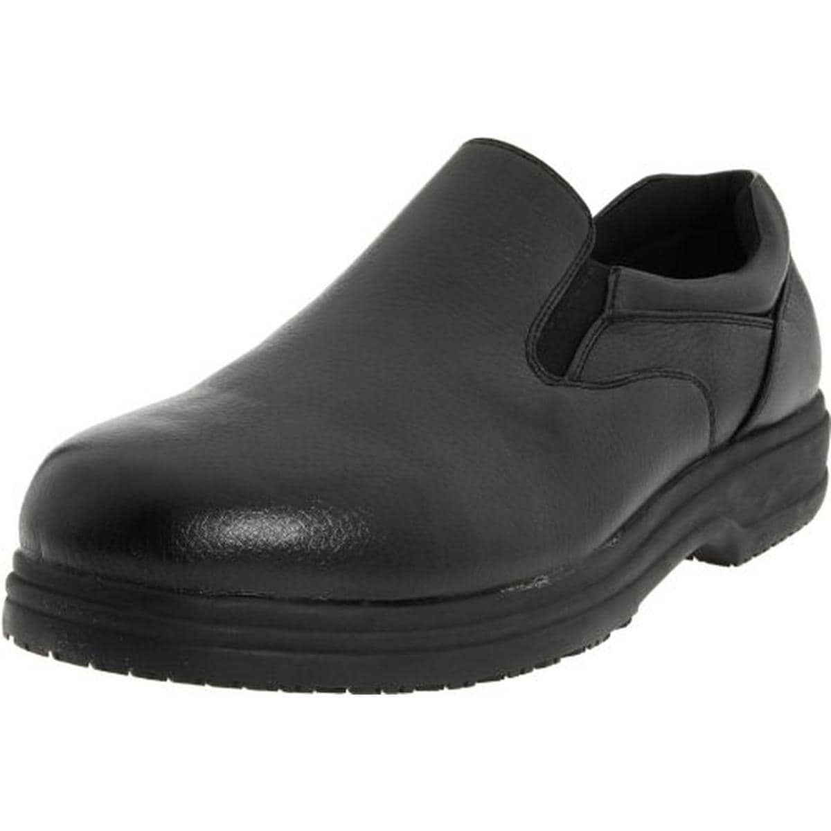 Work Shoes Leather Slip Resistant