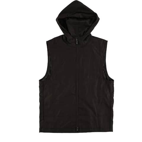 Ryan Seacrest Distinction Mens Slim-Fit Outerwear Vest