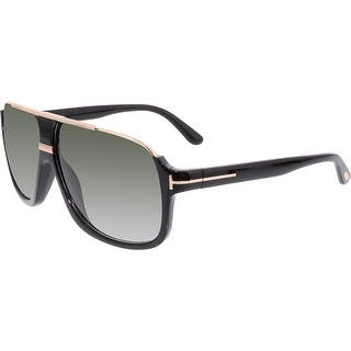 e9cf3a0bde Quick View.  180.68. Tom Ford Men s Gradient Elliot FT0335-01P-60 Grey  Aviator Sunglasses