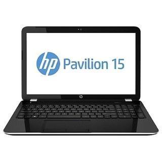 "HP Pavilion 15-E078NR 15.6"" Laptop AMD A8-5550M 2.1GHz 8GB 1TB Windows 10"