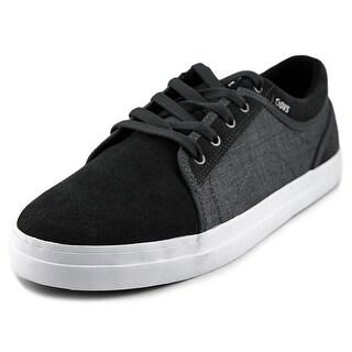 DVS Aversa Men Round Toe Suede Gray Skate Shoe
