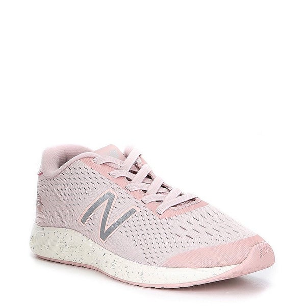 676909f0 Shop Kids New Balance Girls Kvarncsy Low Top Lace Up Running ...