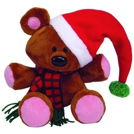 Garfield Pooky Christmas Teddy Bear Beanie Buddy