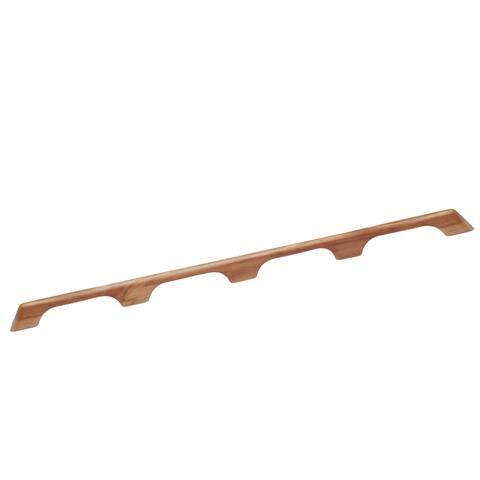 Whitecap teak handrail 4 loops 43 l