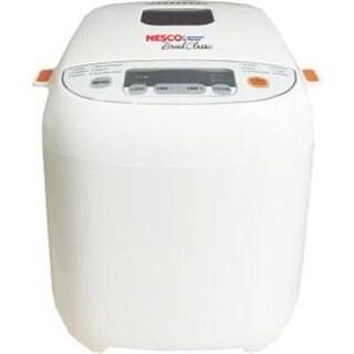 Nesco Bdm-110 12-Program Automatic Bread Maker, White