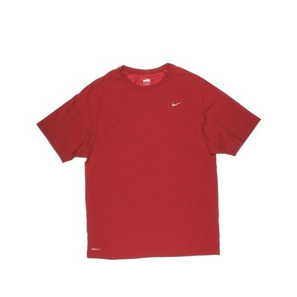 Nike Mens T-Shirt Cotton Signature - S