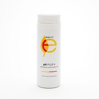 All-Natural Eco-Friendly EcoOne pH Plus + Professional Water Balancing System for Pools & Spas 2lb