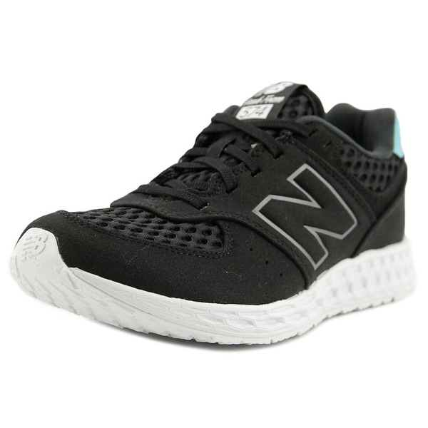 separation shoes 51a9e 06405 New Balance MFL574 Round Toe Canvas Running Shoe