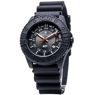 Smith & Wesson M&P Watch Black 100-meters Water Resistant 43mm SWISS TRITIUM