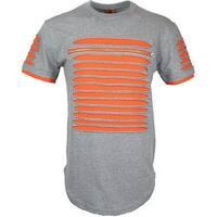 Stylish Ripped Fashion Slim T-Shirt