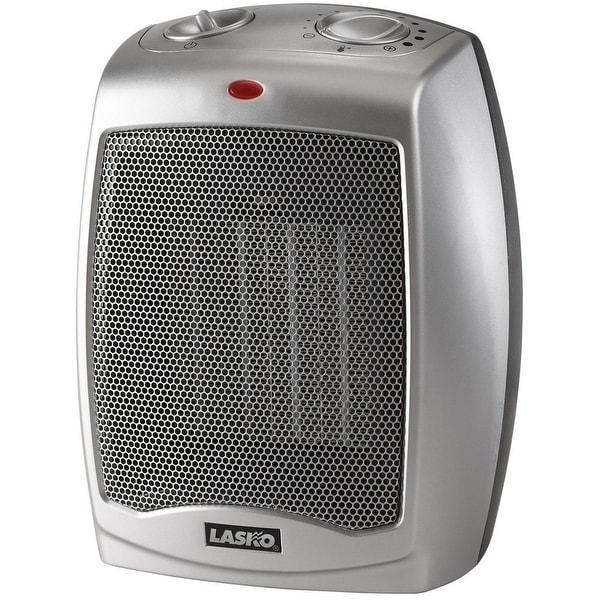 Lasko 754200 Ceramic Heater With Adjustable Thermostat