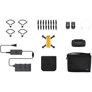 DJI Spark Fly More Combo (Option: Yellow)