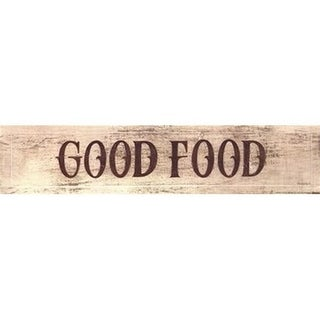 Penny Lane PENCITY167 Good Food Poster Print by Smitty City - 18 x 4