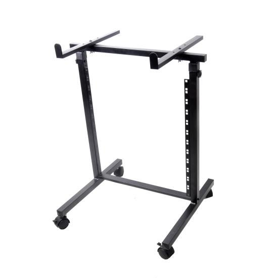 Shop 12U   2 Post Open Frame Rack Shelf + Equipment/Device Stand   Free  Shipping Today   Overstock.com   15898247