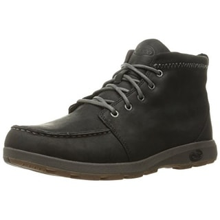 Chaco Men's Brio Mid High Boot - Black