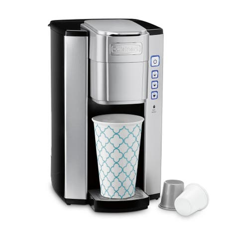 Cuisinart SS-5P1 Compact Single Serve Coffee Brewer - 40 Oz.