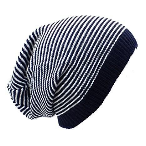 BRAND NEW BEN 10 WINTER STRIPED BEANIE  HAT
