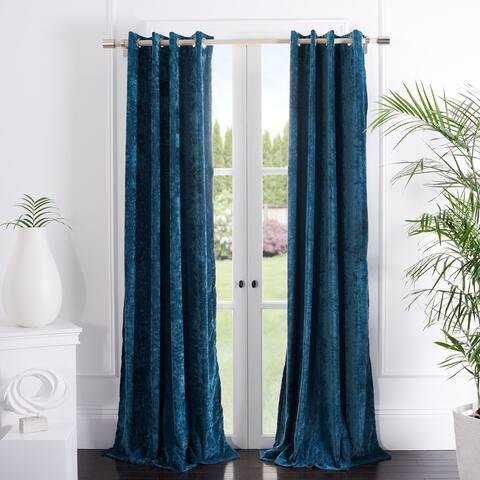 Safavieh Voleria Window Curtain Grommet Panel Treatment