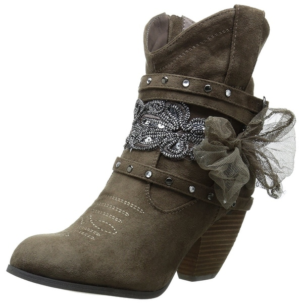 Not Rated Women's Stash Boot